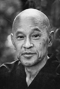 Image courtesy to Robert Boni: Shunryu Suzuki